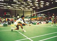Badminton-Netz-Garnituren